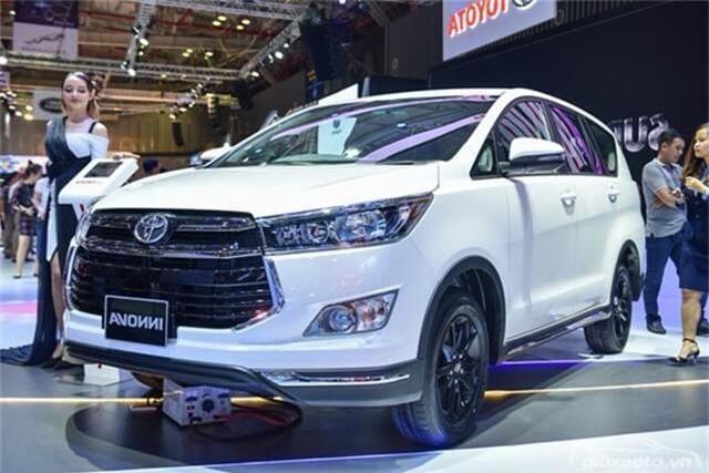 Toyota Innova: hình ảnh, thông số, giá bán. Dưới đây là những hình ảnh, thông số kỹ thuật kèm khuyến mãi của Toyota Innova. Chi phí lăn bánh của Innova cụ thể tại Hà Nội, TPHCM và các tỉnh là bao nhiêu? (CHI TIẾT)