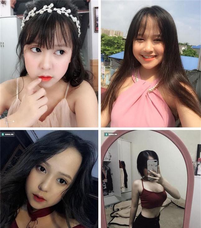 Nữ sinh 13 tuổi có phong cách thời trang hơn tuổi: Em thấy không có gì là phản cảm-3