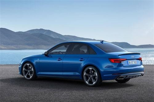 2. Audi A4 2019.