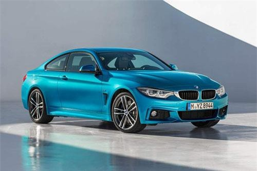 3. BMW Series 4 2019.