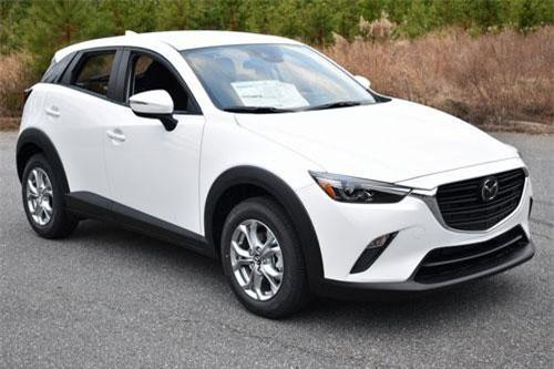 3. Mazda CX-3 2019 (giá khởi điểm: 20.390 USD).