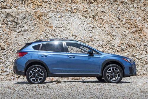 6. Subaru Crosstrek 2019 (giá khởi điểm: 21.895 USD).