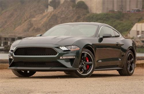 10. Ford Mustang 2019.