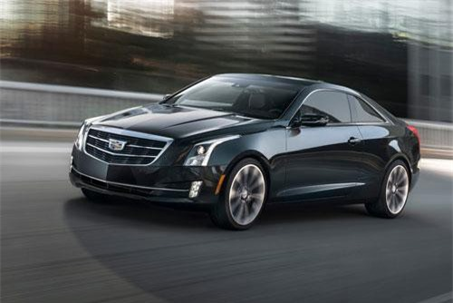 2. Cadillac ATS 2019.