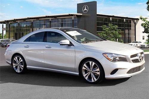 6. Mercedes-Benz CLA 2019.