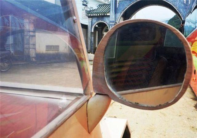 """9x Nghệ An tự chế """"siêu xe"""" từ động cơ xe máy - 3"""