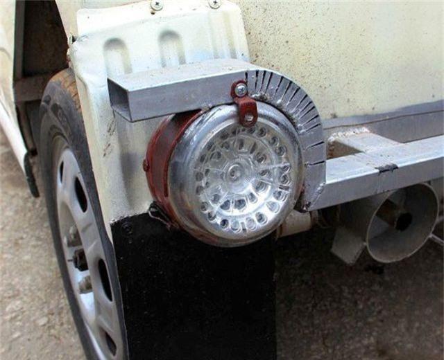 """9x Nghệ An tự chế """"siêu xe"""" từ động cơ xe máy - 4"""
