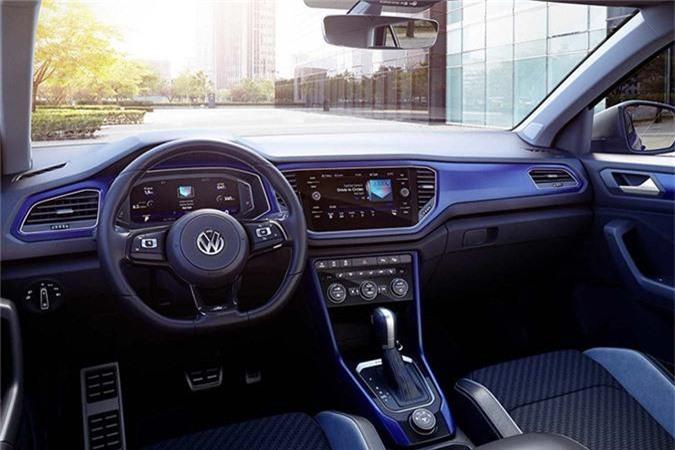 Volkswagen T-Roc R 2020 moi co gi de