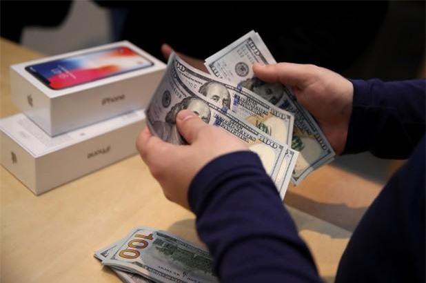 Doanh số bán iPhone được dự đoán sẽ