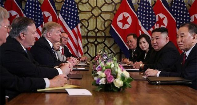 5 điểm tích cực Mỹ - Triều đạt được sau hội nghị thượng đỉnh tại Việt Nam - 2