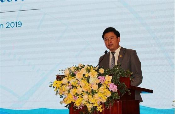 ông Nguyễn Kim Hùng, Chủ tịch HĐQT Công ty Cổ phần Tái cấu trúc doanh nghiệp Việt (VERCO)