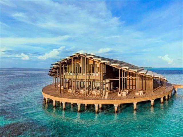 Khách sạn đẹp nhất thế giới vận hành bằng năng lượng mặt trời - 3