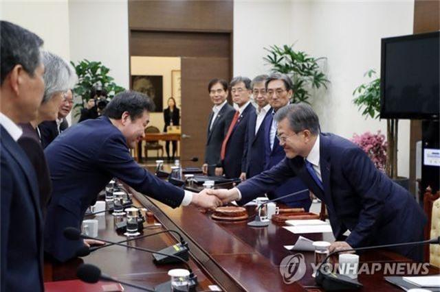 Tổng thống Hàn Quốc đề nghị làm rõ lý do cản trở Mỹ - Triều ra tuyên bố chung tại Hà Nội - 1