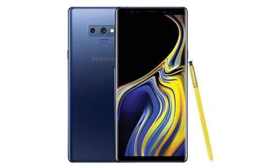 Samsung Galaxy Note 9. Phiên bản ROM 128 GB giảm từ 22,99 triệu đồng xuống còn 18,99 triệu đồng. Bản ROM 512 Gb từ 28,49 triệu đồng xuống 24,49 triệu đồng.