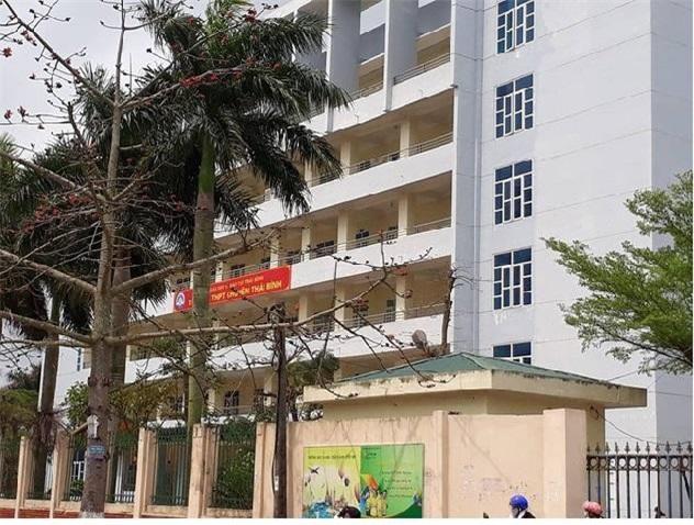 Trường chuyên Thái Bình