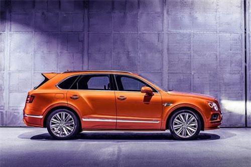 2. Bentley Bentayga/Bentayga Speed (giá khởi điểm: 250.000 USD).