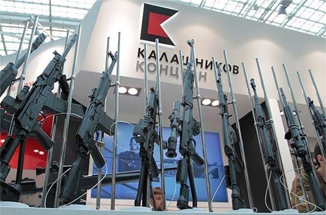 Bất ngờ dàn vũ khí mới của nhà sản xuất súng AK - ảnh 1