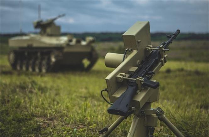 Bất ngờ dàn vũ khí mới của nhà sản xuất súng AK - ảnh 10