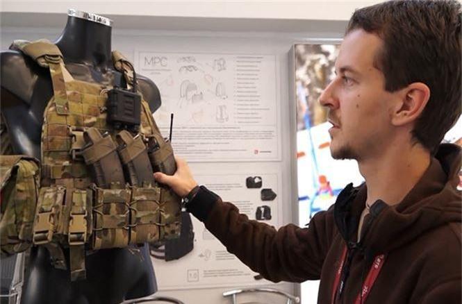 Bất ngờ dàn vũ khí mới của nhà sản xuất súng AK - ảnh 11
