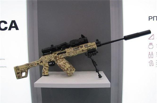 Bất ngờ dàn vũ khí mới của nhà sản xuất súng AK - ảnh 5