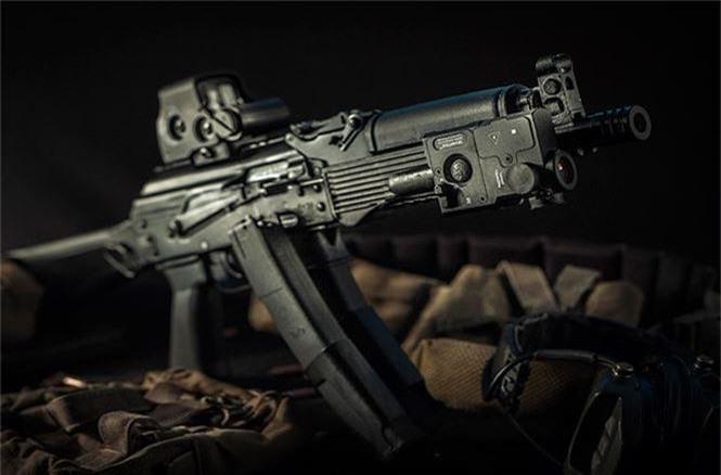 Bất ngờ dàn vũ khí mới của nhà sản xuất súng AK - ảnh 6