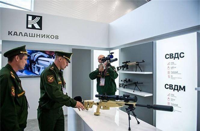 Bất ngờ dàn vũ khí mới của nhà sản xuất súng AK - ảnh 7