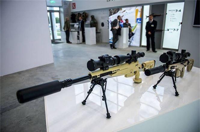 Bất ngờ dàn vũ khí mới của nhà sản xuất súng AK - ảnh 8