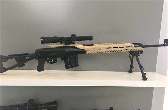 Bất ngờ dàn vũ khí mới của nhà sản xuất súng AK - ảnh 9