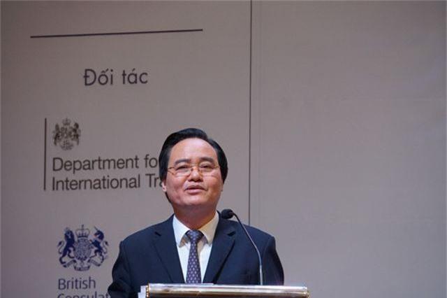 """Bộ trưởng Phùng Xuân Nhạ: """"Công nghệ tạo đột phá quan trọng trong đổi mới giáo dục"""" - 1"""