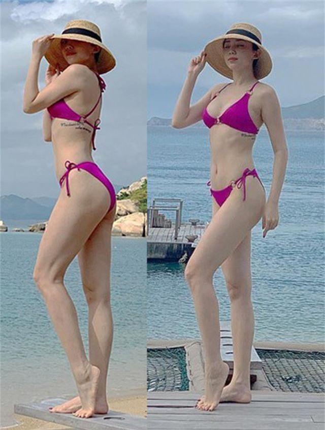 Hương Giang khoe ngực đầy, Tóc Tiên diện bikini nóng bỏng - 3