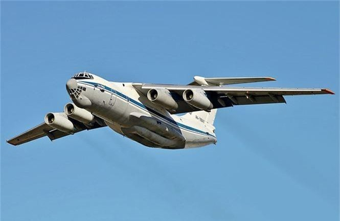 thượng đỉnh, Mỹ-Triều, máy bay, Il-76, Hà Nội, Triều Tiên - ảnh 1