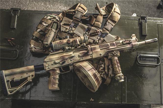 Tổng quan loại súng máy hạng nhẹ mới của hãng Kalashnikov - ảnh 1