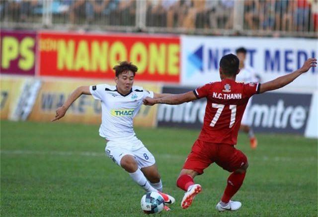 Văn Toàn ghi bàn, HA Gia Lai vẫn thất bại trước Sài Gòn FC - 1