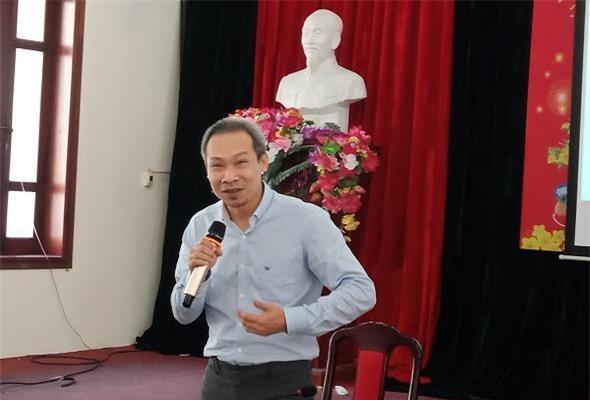 Ông Phan Đức Hiếu - Phó Viện trưởng CIEM