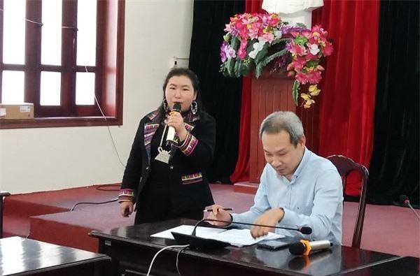 Bà Tẩn Thị Su, Giám đốc DNXH Du lịch Sapa O'Chau