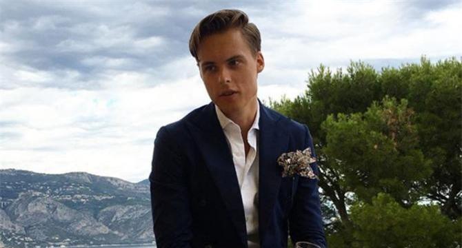 4. Gustav Magnar Witzoe - 25 tuổi, tổng tài sản 3 tỷ USD. Ảnh: Instagram.