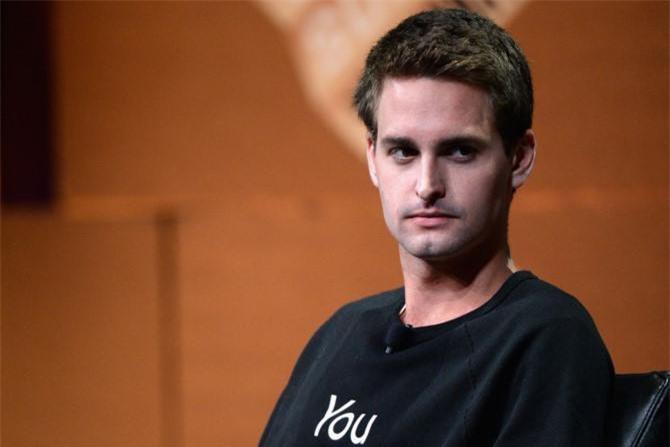 6. Evan Spiegel - 28 tuổi, tổng tài sản 2,3 tỷ USD. Ảnh: Michael Kovac/Getty Images.