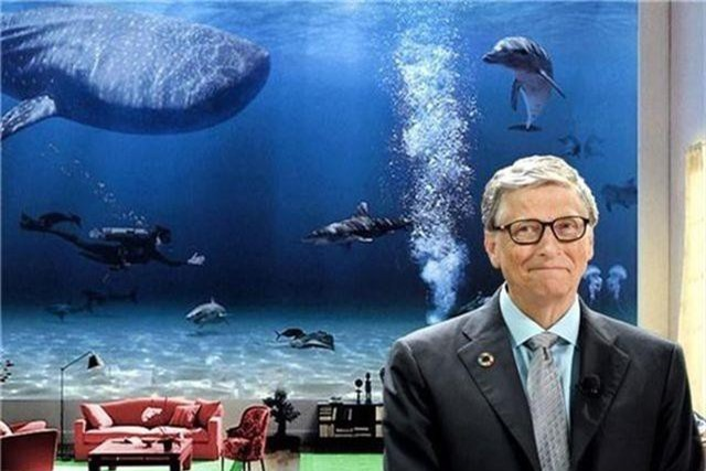 Khu nhà giàu Mỹ, nơi ở của loạt tỉ phú giàu nhất hành tinh có gì? - 7