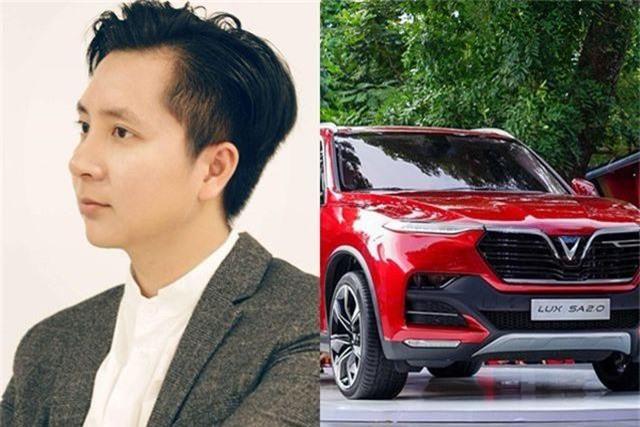 Nguyễn Văn Dũng mua liền 36 xe VinFast.