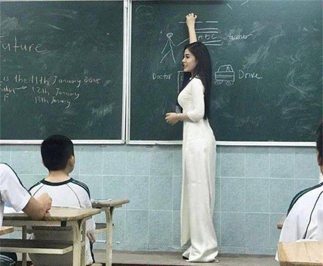 Ba cô giáo nổi như cồn vì quá xinh đẹp, gợi cảm - 1