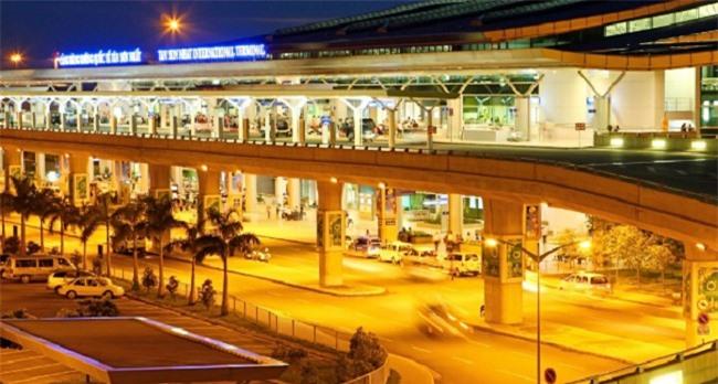 Một góc Cảng hàng không quốc tế Tân Sơn Nhất (Ảnh: TL)