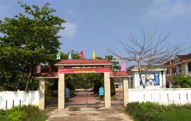 Trường Tiểu học xã Sơn Ninh (Hương Sơn, Hà Tĩnh)