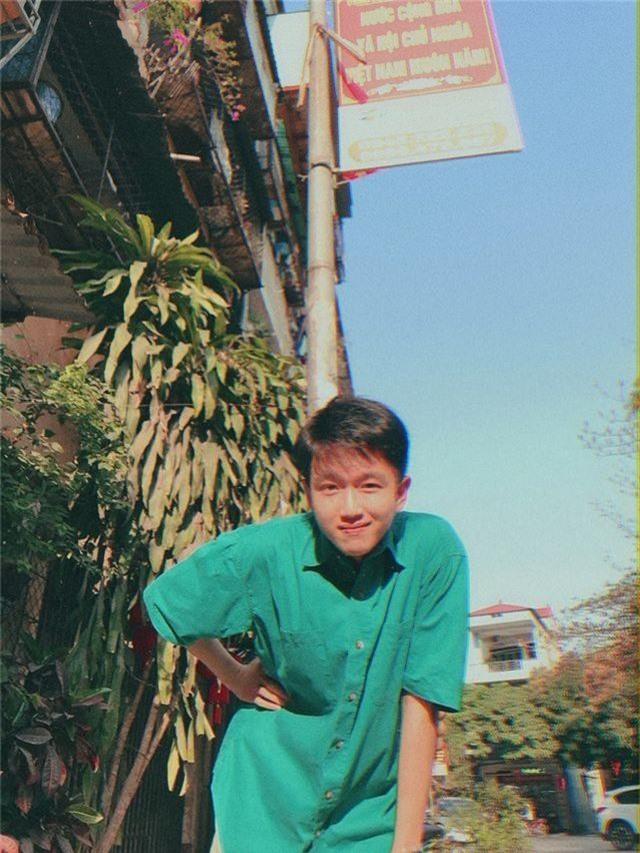 Chân dung 10x trường chuyên Phan Bội Châu điển trai, sở hữu thành tích học đáng nể - 2