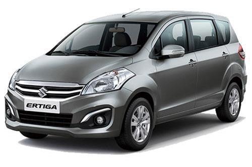 =1. Suzuki Ertiga (doanh số: 0 chiếc).
