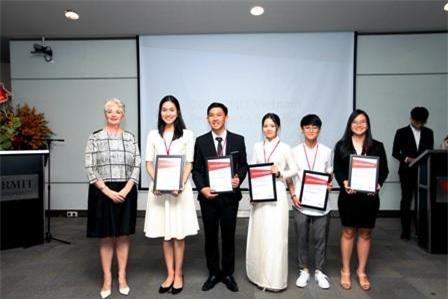 Đại học RMIT Việt Nam sẽ trao tặng 112 suất học bổng trị giá 33 tỉ đồng cho sinh viên trong nước và quốc tế trong năm 2019