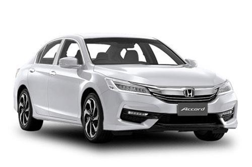 =1. Honda Accord (doanh số: 0 chiếc).