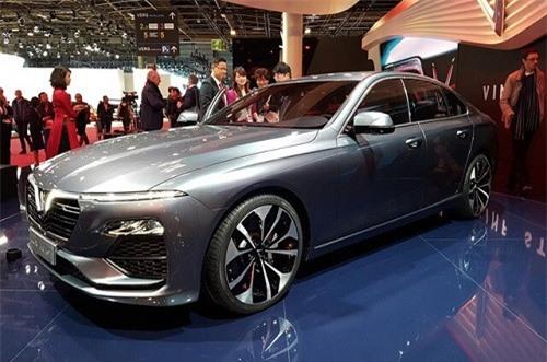 VinFast Sedan Lux A 2.0.