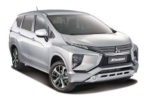 6. Mitsubishi Xpander (doanh số: 5 chiếc).