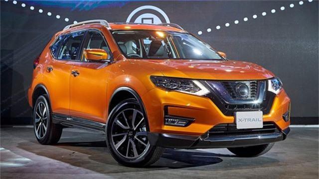 Nissan X-Trail facelift tại Malaysia. (Ảnh: Paultan)