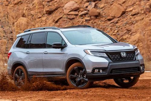 Honda Passport Elite 2019.